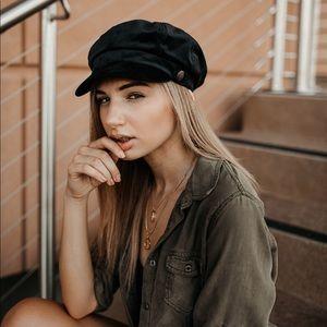Velvet Conductor Hat